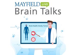 Mayfield Foundation Brain Talks logo
