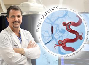 Dr. Ringer with ENRG Collection logo